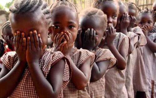 La mutilación femenina, una realidad en África