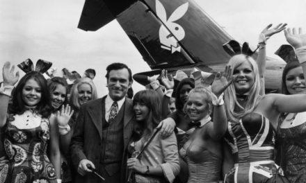 Muere Hugh Hefner, fundador de playboy